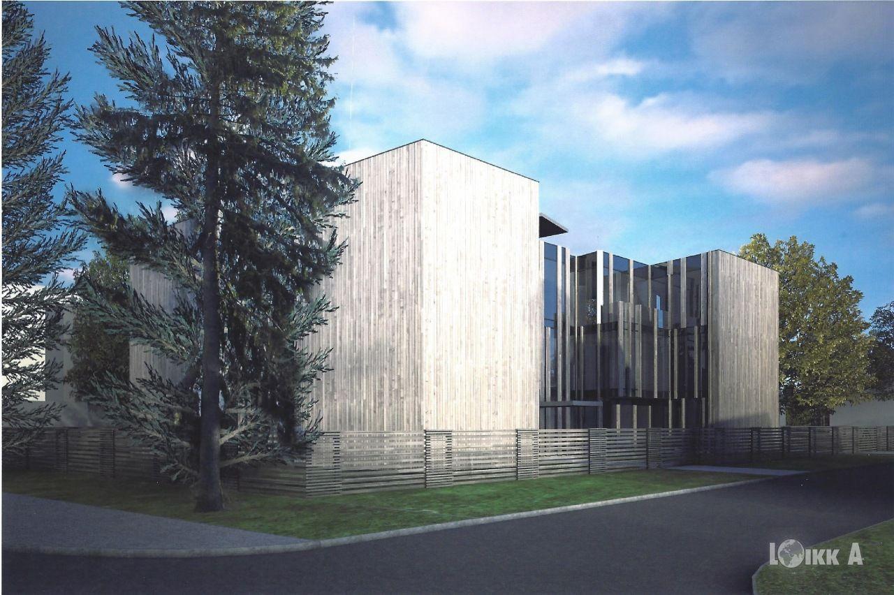 Коммерческая недвижимость в Юрмале, Латвия, 1208 м2 - фото 1