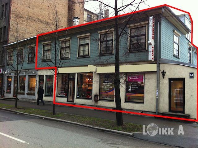 Коммерческая недвижимость в Риге, Латвия, 361 м2 - фото 1