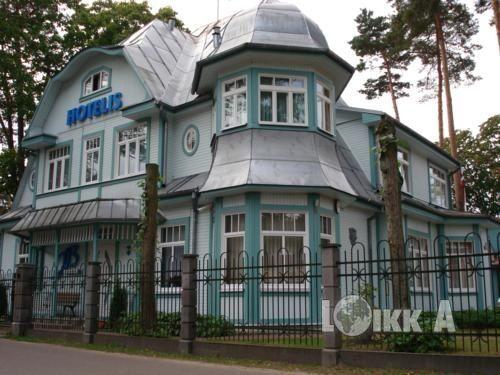 Отель, гостиница в Юрмале, Латвия - фото 1