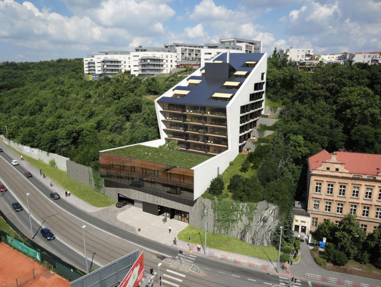 Квартира в Праге, Чехия, 96 м2 - фото 1