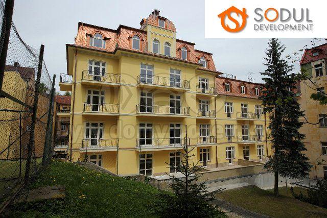 Квартира в Марианске-Лазне, Чехия, 99 м2 - фото 1