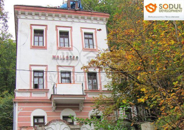 Квартира в Карловых-Варах, Чехия, 24 м2 - фото 1