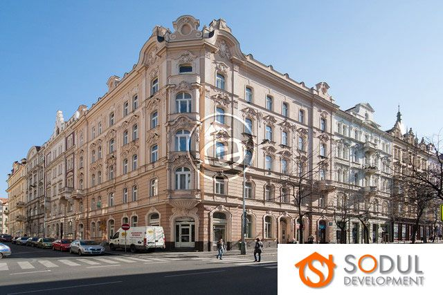 Квартира в Праге, Чехия, 104 м2 - фото 1