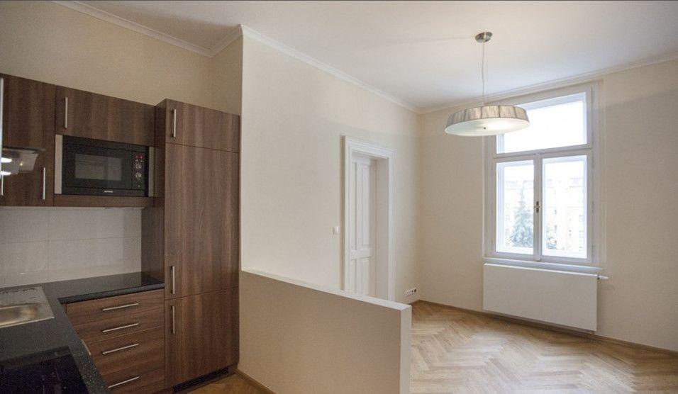 Квартира в Праге, Чехия, 45 м2 - фото 1