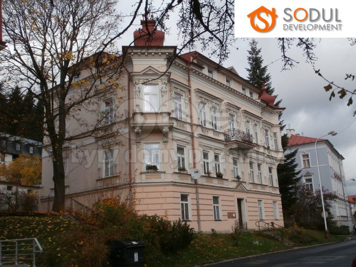 Квартира в Марианске-Лазне, Чехия, 91 м2 - фото 1