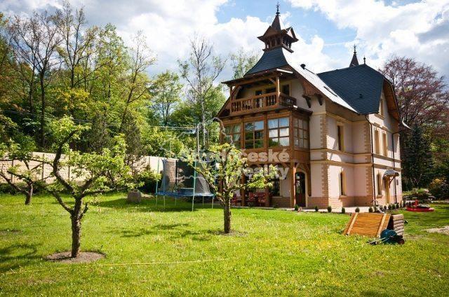 Дом в Карловых-Варах, Чехия, 16 м2 - фото 1