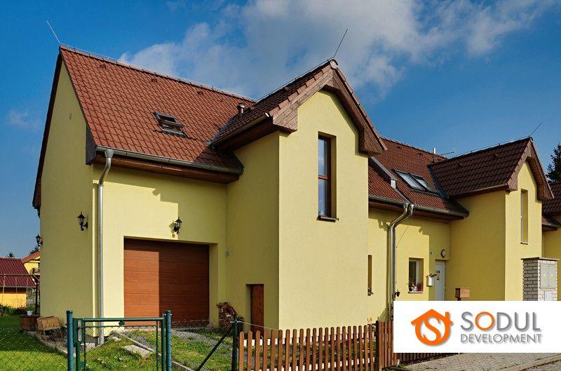 Дом в Праге, Чехия, 105 м2 - фото 1