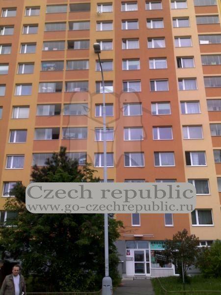 Квартира в Праге, Чехия, 44 м2 - фото 1