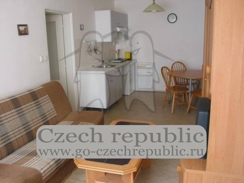 Квартира в Праге, Чехия, 40 м2 - фото 1