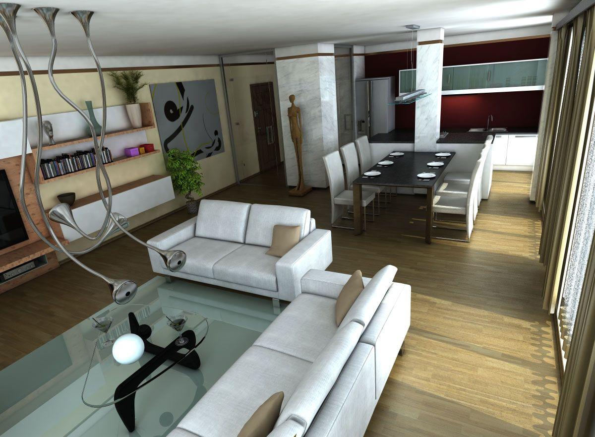 Квартира в Праге, Чехия, 119 м2 - фото 1