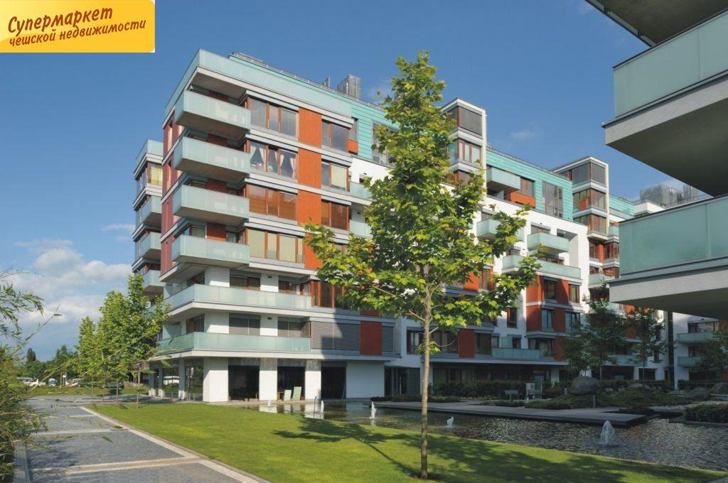 Квартира в Праге, Чехия, 66 м2 - фото 1