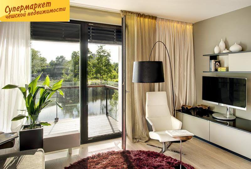 Квартира в Праге, Чехия, 90 м2 - фото 1
