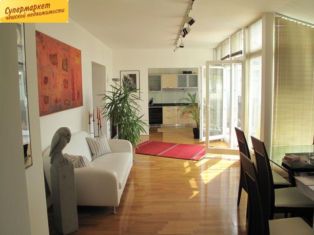Квартира в Праге, Чехия, 133 м2 - фото 1