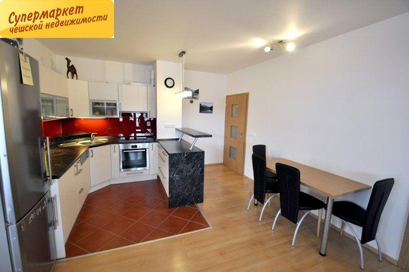 Квартира в Праге, Чехия, 49 м2 - фото 1