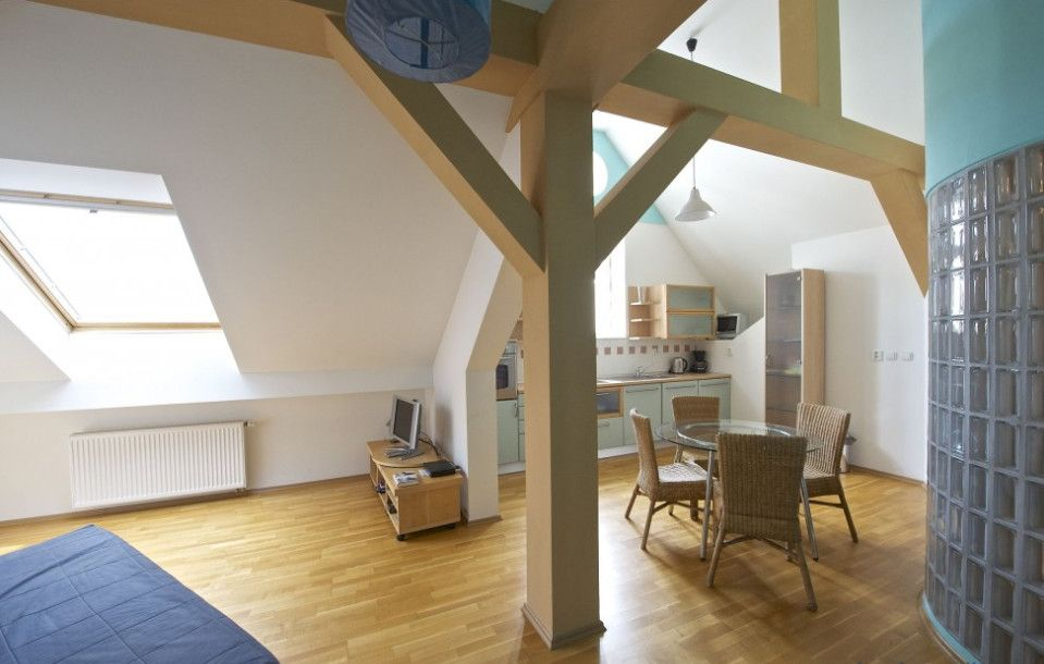 Квартира в Праге, Чехия, 60 м2 - фото 1