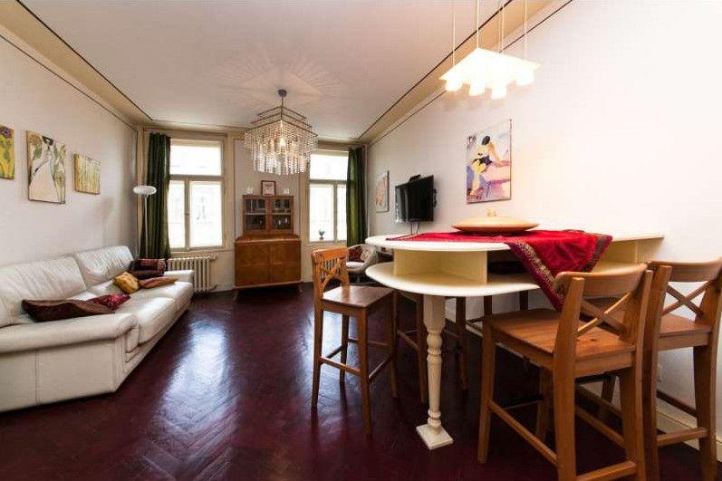 Квартира в Праге, Чехия, 39 м2 - фото 1