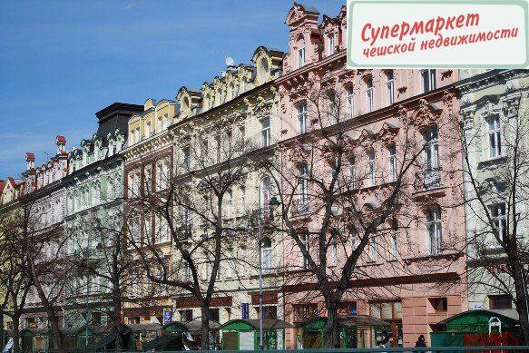 Квартира в Карловых-Варах, Чехия, 69 м2 - фото 1