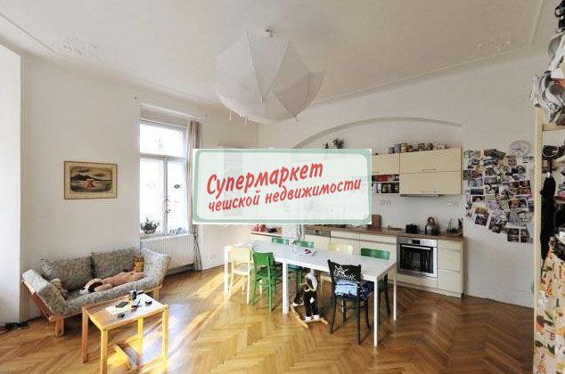 Квартира в Праге, Чехия, 85 м2 - фото 1