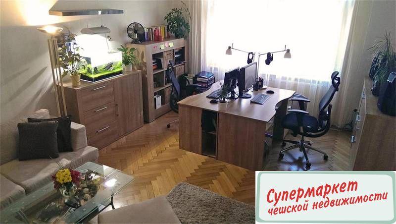 Квартира в Праге, Чехия, 80 м2 - фото 1