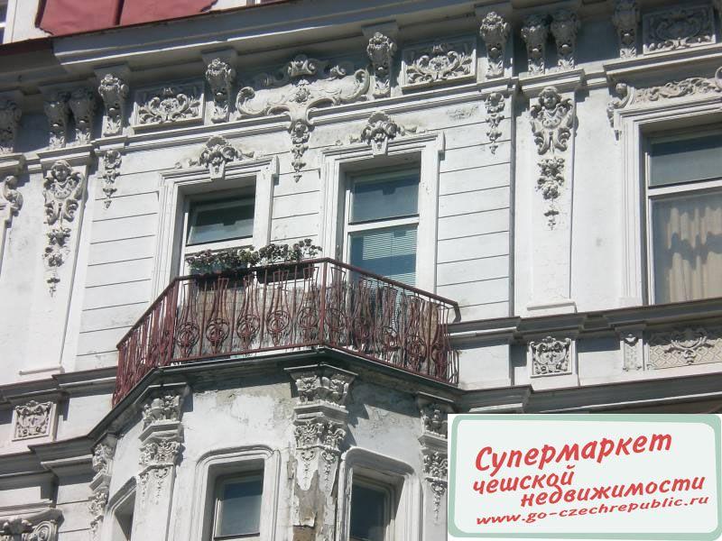 Квартира в Карловых-Варах, Чехия, 118 м2 - фото 1