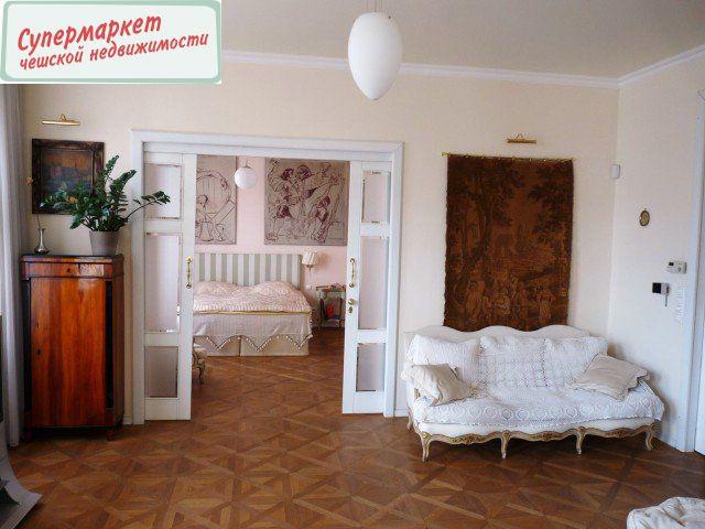 Квартира в Праге, Чехия, 138 м2 - фото 1