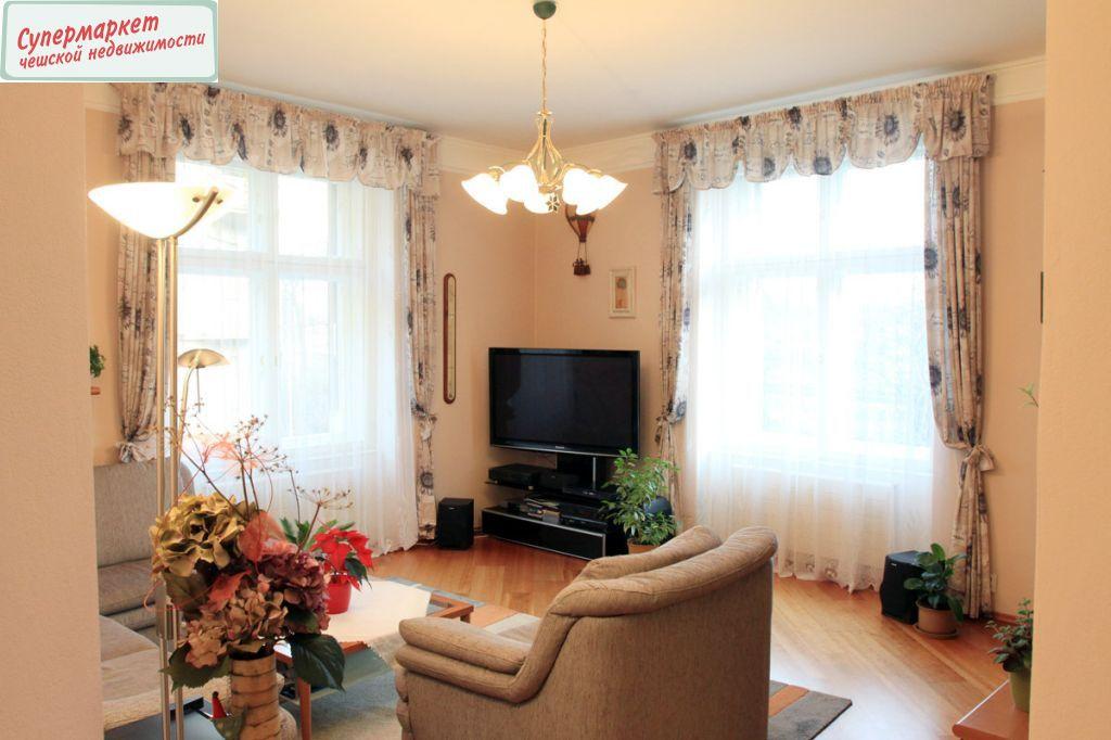 Квартира в Праге, Чехия, 76 м2 - фото 1