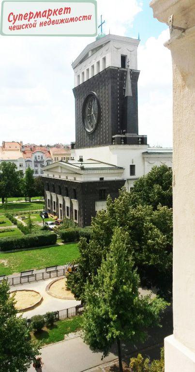 Квартира в Праге, Чехия, 46 м2 - фото 1