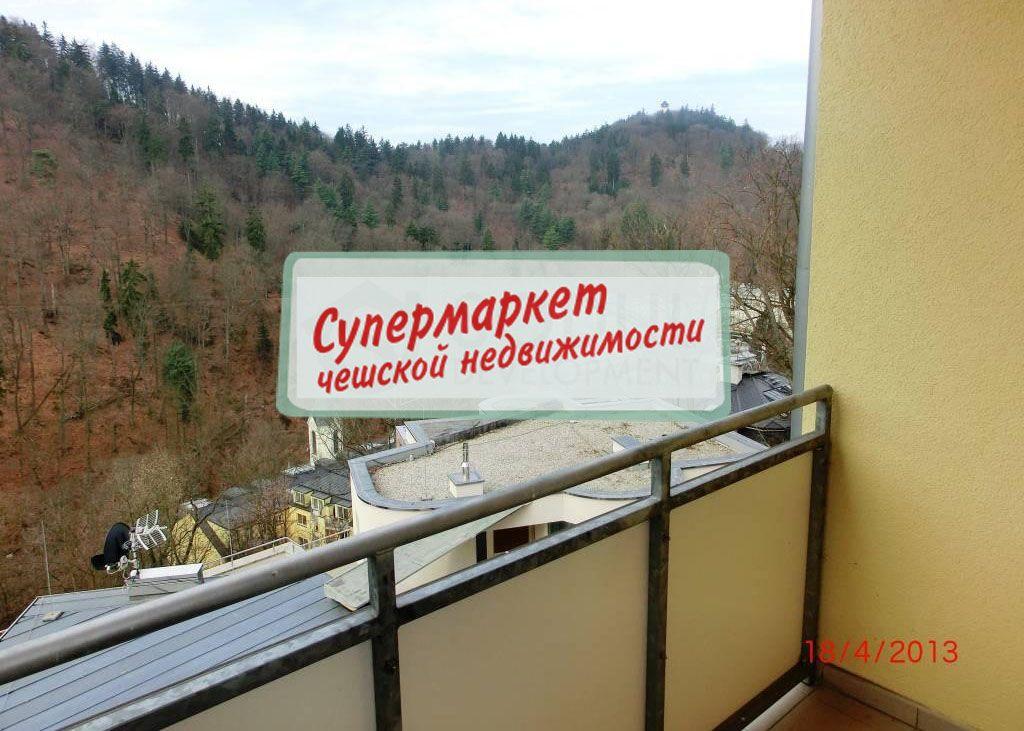 Квартира в Карловых-Варах, Чехия, 144 м2 - фото 1