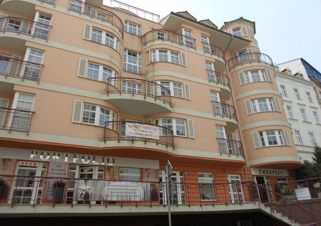 Квартира в Карловых-Варах, Чехия, 134 м2 - фото 1