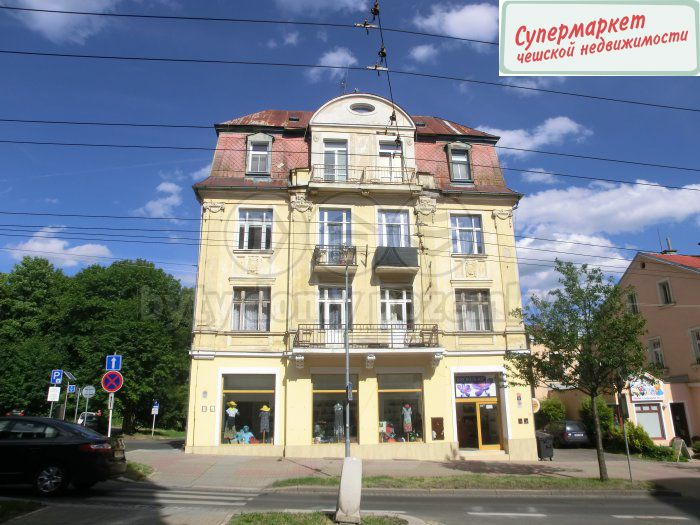 Квартира в Марианске-Лазне, Чехия, 97 м2 - фото 1