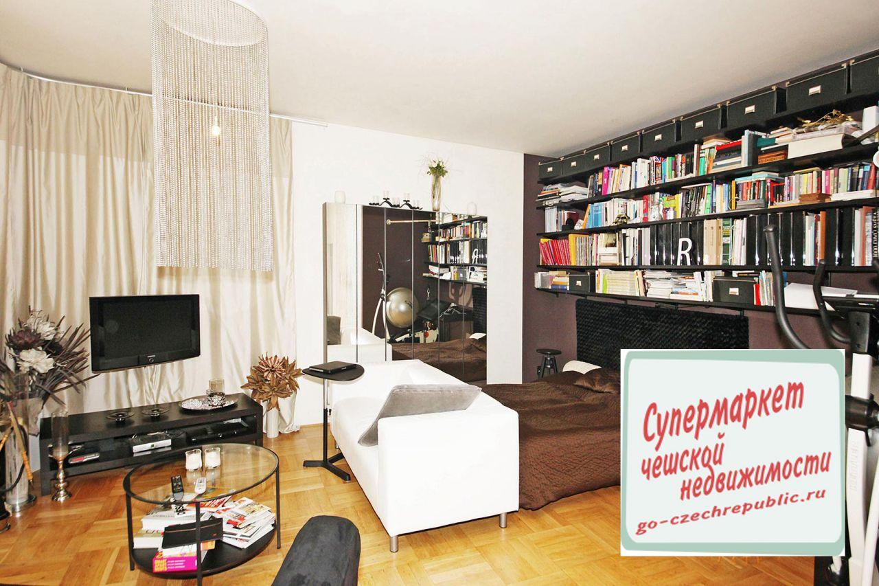 Квартира в Праге, Чехия, 54 м2 - фото 1