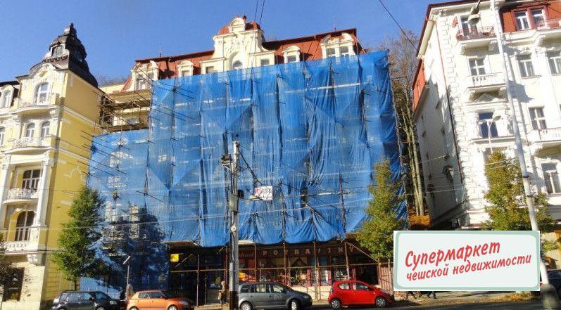 Квартира в Марианске-Лазне, Чехия, 95 м2 - фото 1