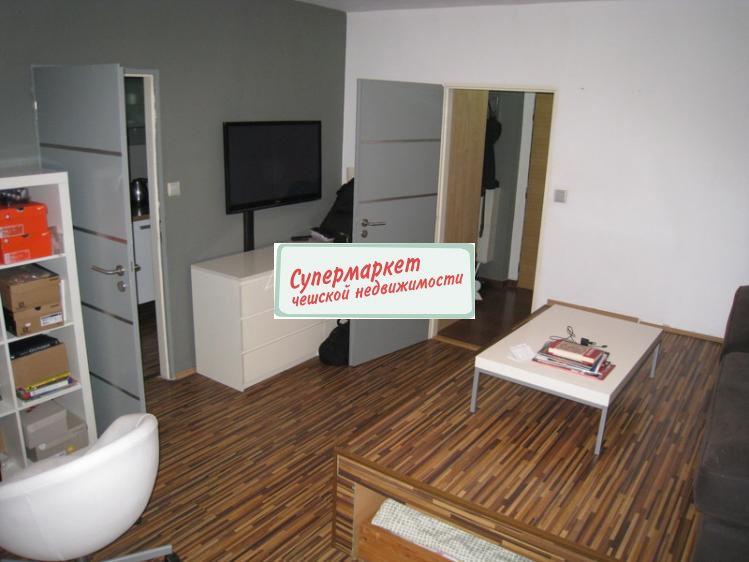 Квартира в Праге, Чехия, 35 м2 - фото 1