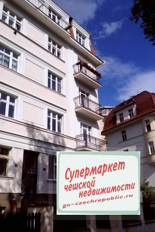 Квартира в Карловых-Варах, Чехия, 92 м2 - фото 1