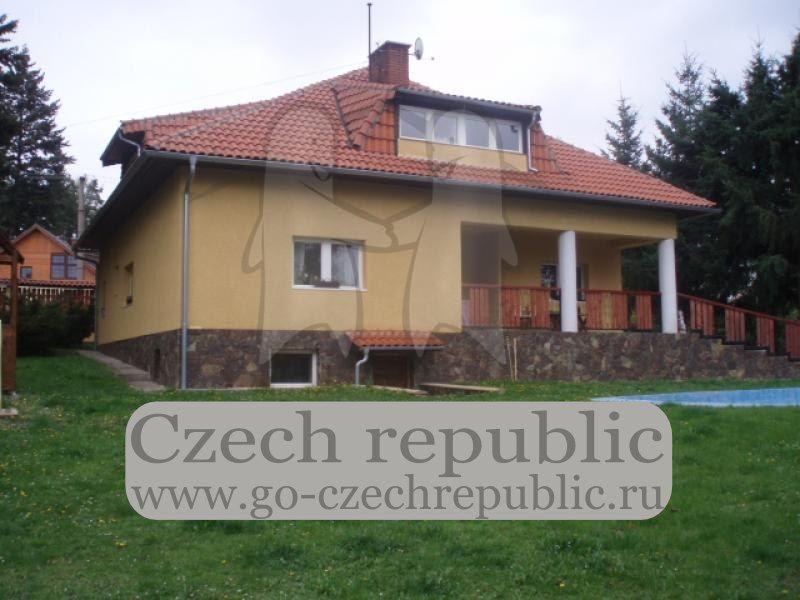 Дом в Праге, Чехия, 1728 м2 - фото 1