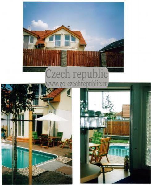 Дом в Праге, Чехия, 330 м2 - фото 1