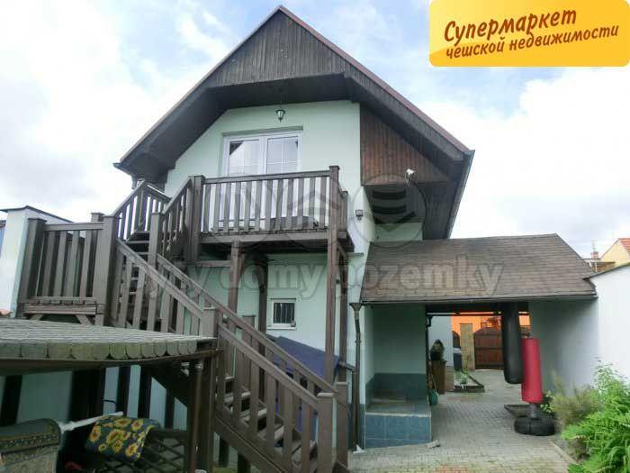 Дом в Праге, Чехия, 383 м2 - фото 1
