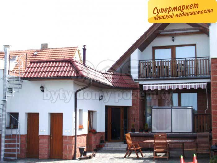 Дом в Праге, Чехия, 406 м2 - фото 1