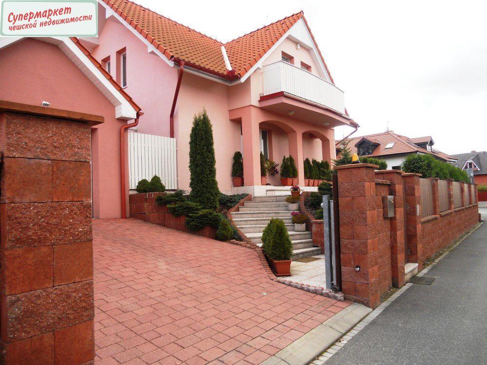 Купить дом в праге 4