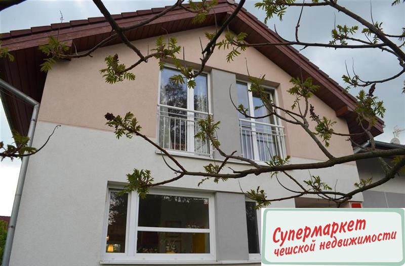 Дом в Праге, Чехия, 184 м2 - фото 1