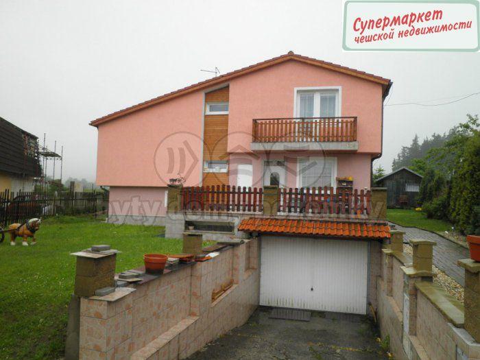 Дом в Карловых-Варах, Чехия, 150 м2 - фото 1