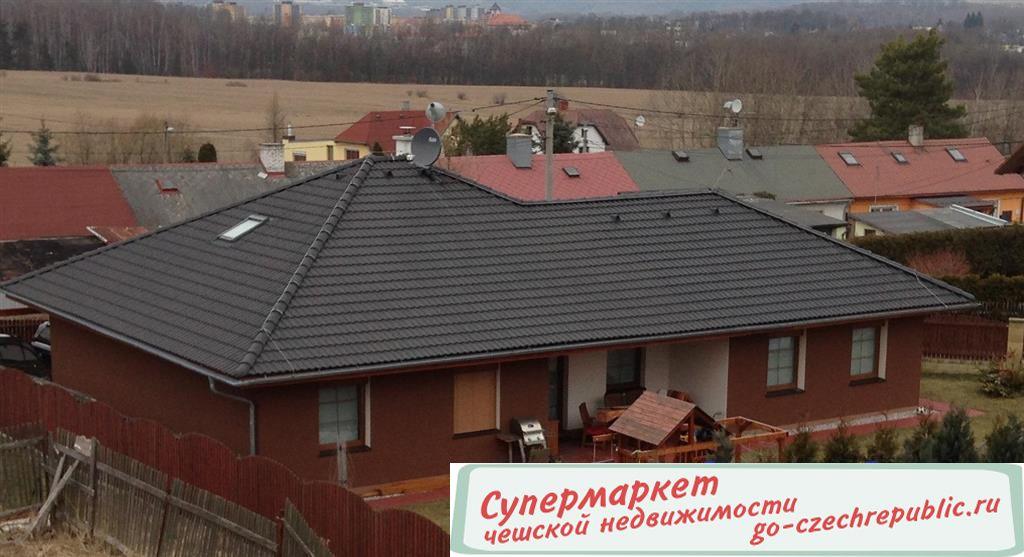 Дом в Карловых-Варах, Чехия, 162 м2 - фото 1