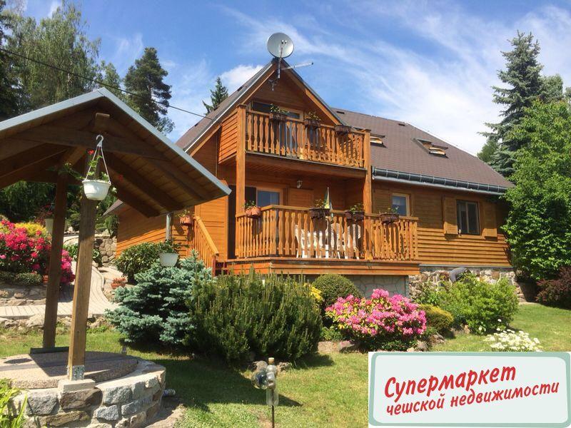 Дом в Карловых-Варах, Чехия, 980 м2 - фото 1