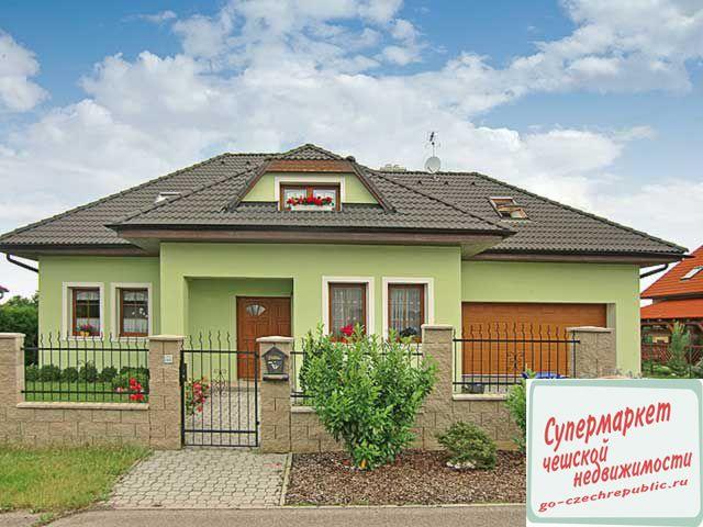 Дом в Праге, Чехия, 677 м2 - фото 1