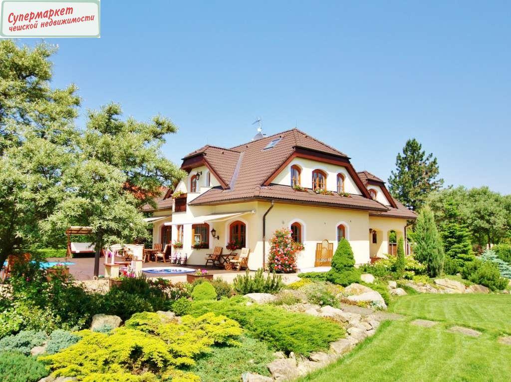 Дом в Праге, Чехия, 3510 м2 - фото 1