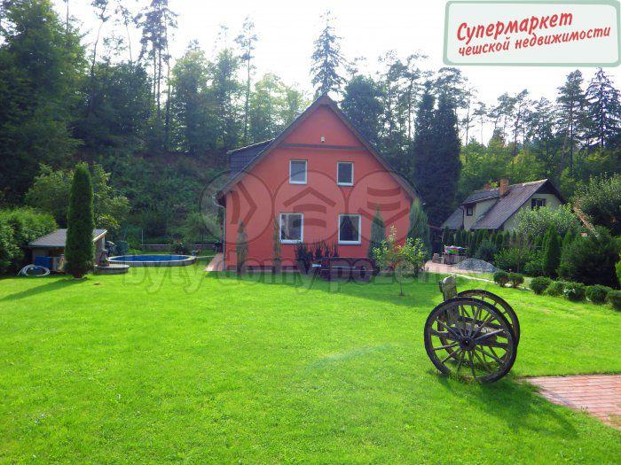 Дом в Праге, Чехия, 1058 м2 - фото 1