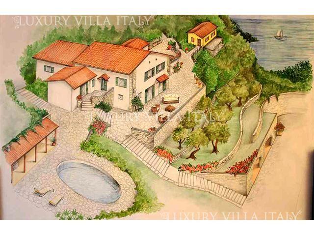 Дом в Портофино, Италия, 240 м2 - фото 1