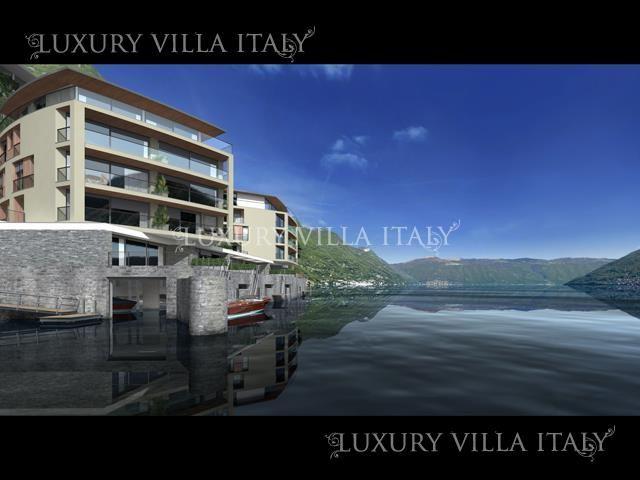 Квартира у озера Комо, Италия, 99 м2 - фото 1