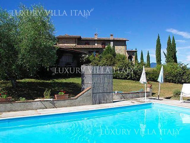 Дом в Тускании, Италия, 10000 м2 - фото 1