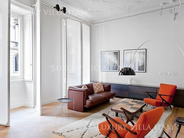 Квартира в Милане, Италия, 255 м2 - фото 1
